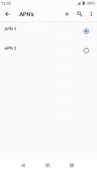 Sony xperia-xz-premium-g8141-android-pie - Internet - Handmatig instellen - Stap 17