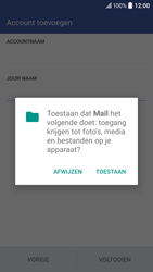 HTC 10 - E-mail - e-mail instellen: POP3 - Stap 16