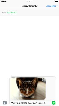 Apple Apple iPhone 6s Plus iOS 10 - MMS - afbeeldingen verzenden - Stap 14