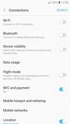 Samsung Galaxy A5 (2017) - Internet and data roaming - Disabling data roaming - Step 5