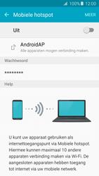 Samsung Galaxy S5 Neo (SM-G903F) - WiFi - Mobiele hotspot instellen - Stap 6