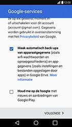 LG G5 SE (H840) - apps - account instellen - stap 16