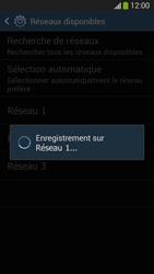 Samsung SM-G3815 Galaxy Express 2 - Réseau - Sélection manuelle du réseau - Étape 9
