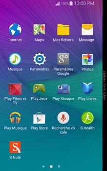 Samsung Galaxy Note Edge - Internet et roaming de données - Configuration manuelle - Étape 18