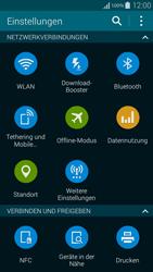 Samsung Galaxy Alpha - Internet - Manuelle Konfiguration - 0 / 0