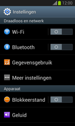 Samsung S7390 Galaxy Trend Lite - Bluetooth - Headset, carkit verbinding - Stap 4