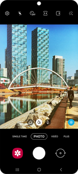 Samsung Galaxy S20 Ultra - Photos, vidéos, musique - Créer une vidéo - Étape 6