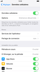 Apple iPhone 6s iOS 11 - Internet et roaming de données - Configuration manuelle - Étape 5