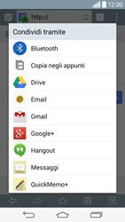LG G3 - Internet e roaming dati - Uso di Internet - Fase 18
