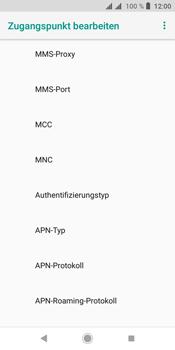Sony Xperia L3 - Internet - Manuelle Konfiguration - Schritt 19