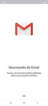 Samsung Galaxy S20 FE - E-mails - Ajouter ou modifier un compte e-mail - Étape 5
