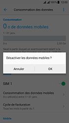 ZTE Blade V8 - Internet - Désactiver les données mobiles - Étape 6