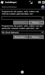 Samsung B7610 Omnia Qwerty - Internet - Handmatig instellen WM 6.5 - Stap 8