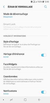 Samsung Galaxy J6 - Sécuriser votre mobile - Activer le code de verrouillage - Étape 5