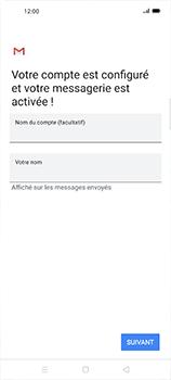 Oppo Find X2 Neo - E-mails - Ajouter ou modifier votre compte Outlook - Étape 11
