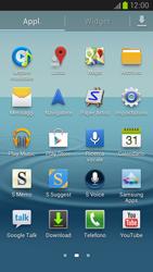 Samsung Galaxy S III LTE - Dispositivo - Ripristino delle impostazioni originali - Fase 4