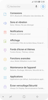 Samsung Galaxy S9 - Internet et roaming de données - Configuration manuelle - Étape 4