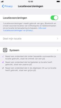 Apple iPhone 8 Plus - iOS 12 - Beveiliging en privacy - zoek mijn iPhone activeren - Stap 6