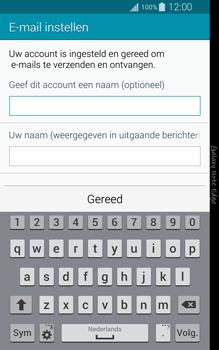 Samsung Galaxy Note Edge - e-mail - handmatig instellen - stap 18
