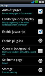 LG P920 Optimus 3D Speed - Internet - Manual configuration - Step 14