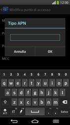LG D955 G Flex - Internet e roaming dati - Configurazione manuale - Fase 14