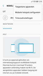 Samsung Galaxy A5 (2017) - Android Nougat - WiFi - Mobiele hotspot instellen - Stap 8