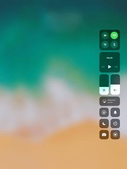 Apple iPad Pro 12.9 inch - iOS 11 - Sperrbildschirm und Benachrichtigungen - 3 / 9