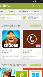 Samsung Galaxy S 5 - Applicazioni - Installazione delle applicazioni - Fase 5