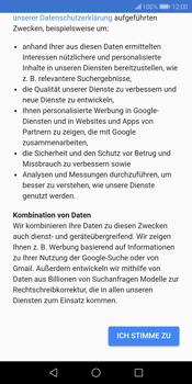Huawei P Smart - Apps - Konto anlegen und einrichten - 16 / 20
