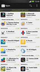 HTC One - Applicaties - Downloaden - Stap 6