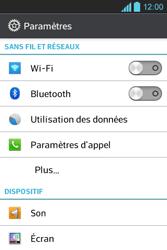 LG E610 Optimus L5 - Internet - configuration manuelle - Étape 5