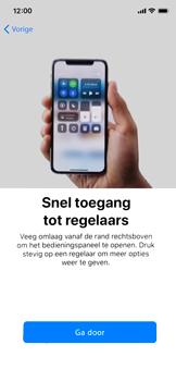 Apple iphone-11-model-a2221 - Instellingen aanpassen - Nieuw toestel instellen - Stap 50