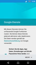 Sony Xperia Z5 Compact - Apps - Einrichten des App Stores - Schritt 15
