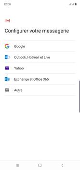 Samsung Galaxy Note10 - E-mail - Configuration manuelle - Étape 9