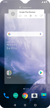 OnePlus 7 - Applications - Personnaliser l