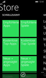 Microsoft Lumia 435 - Apps - Herunterladen - 7 / 16
