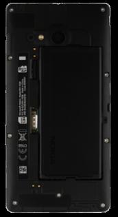 Microsoft Lumia 535 - SIM-Karte - Einlegen - Schritt 6