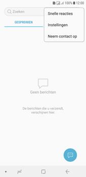 Samsung Galaxy J6 - MMS - probleem met ontvangen - Stap 5
