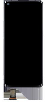 Oppo Find X2 Neo - Premiers pas - Insérer la carte SIM - Étape 4