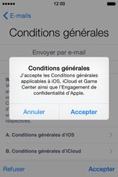 Apple iPhone 4S (iOS 8) - Premiers pas - Créer un compte - Étape 31