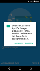 Sony E6653 Xperia Z5 - E-Mail - Konto einrichten (outlook) - 1 / 1