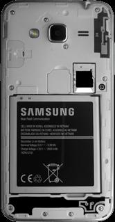 Samsung j3 sim karte entfernen