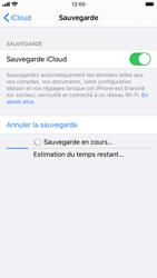 Apple iPhone 8 - iOS 13 - Données - Créer une sauvegarde avec votre compte - Étape 13