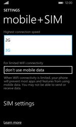 Microsoft Lumia 435 - Network - Change networkmode - Step 8