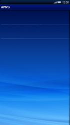 Sony Ericsson Xperia X10 - internet - handmatig instellen - stap 7