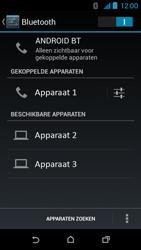 HTC Desire 310 - bluetooth - headset, carkit verbinding - stap 8