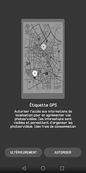 Huawei Mate 10 Pro - Photos, vidéos, musique - Prendre une photo - Étape 6