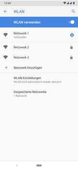 Nokia 7.2 - WiFi - WiFi-Konfiguration - Schritt 9