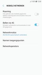 Samsung Galaxy J3 (2017) - 4G instellen  - Toestel instellen voor 4G - Stap 8