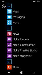 Nokia Lumia 735 - SMS - Manual configuration - Step 3